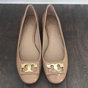 Tory Burch Neutral Shoe